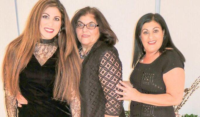 glam family
